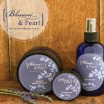 Blossom & Pearl Spa Line | Available on Amazon.com