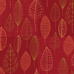 October | First Place | Spoonflower Kuler Contest | October 2013