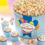 Popcornopolis | Birthday Tin 2014