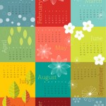 Today's the Day | 2014 Tea Towel calendar